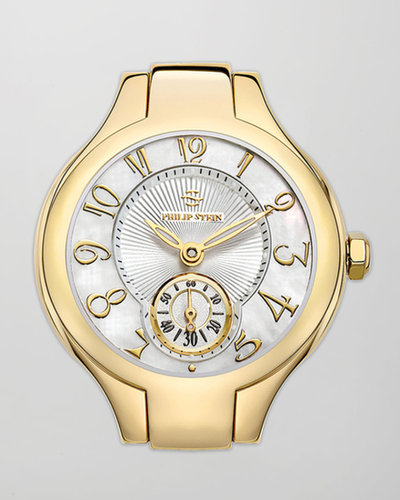 Philip Stein Mini Gold Watch Head