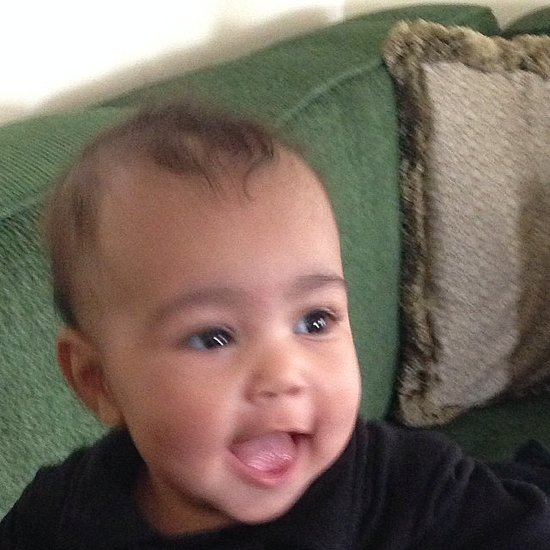 Instagram Pictures of North West
