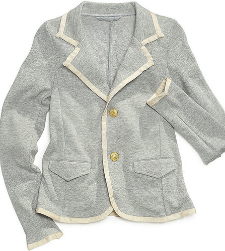 Tommy Girl Kids Jacket, Girls Shrunken Blazer