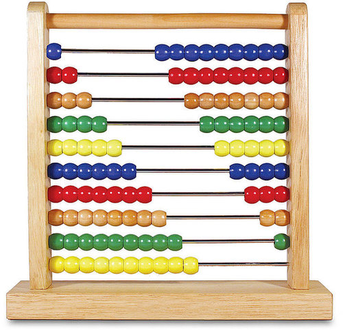 Melissa and Doug Kids Toys, Abacus