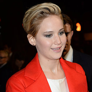 Jennifer Lawrence Hugs Little Girl in a Wheelchair | Video