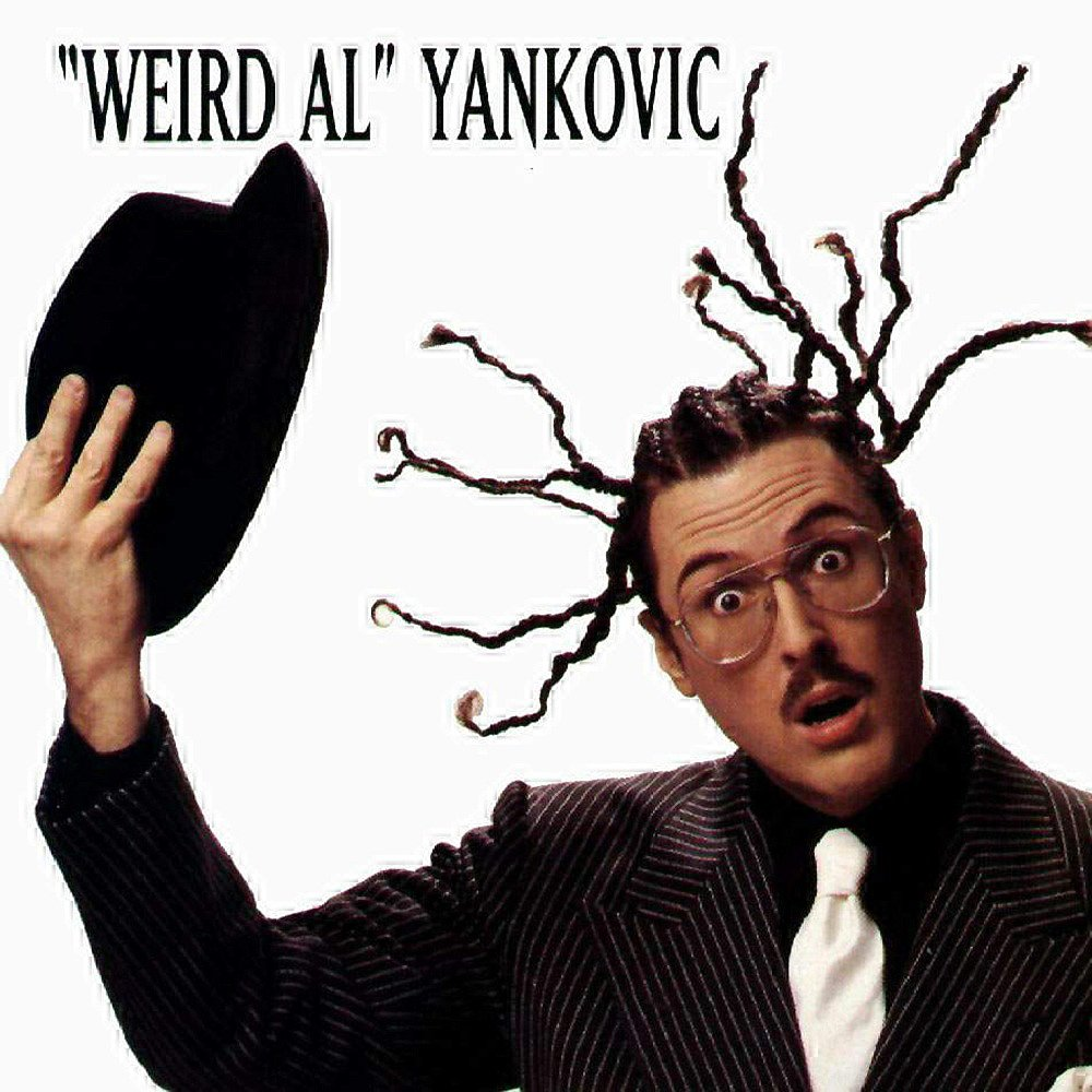 """Weird Hair Day by Al Yankovic I really don't know how I got into Weird Al, but boy was I hooked. I was such a diehard fan, my mom took me to his concert in sixth grade, and I wore my best Hawaiian shirt. I know what you're thinking, and yes, he did sing """"I'm Fat."""" — Ryan Roschke, editorial assistant"""