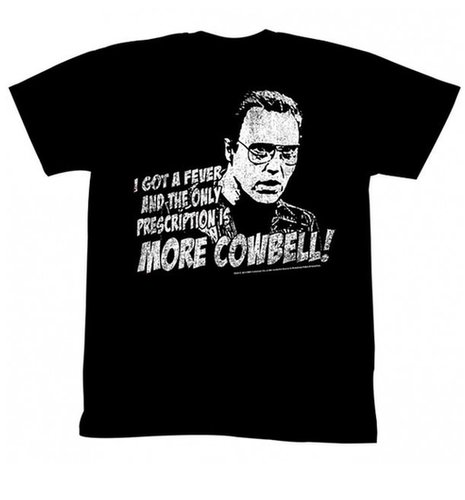 SNL More Cowbell T-Shirt ($30)