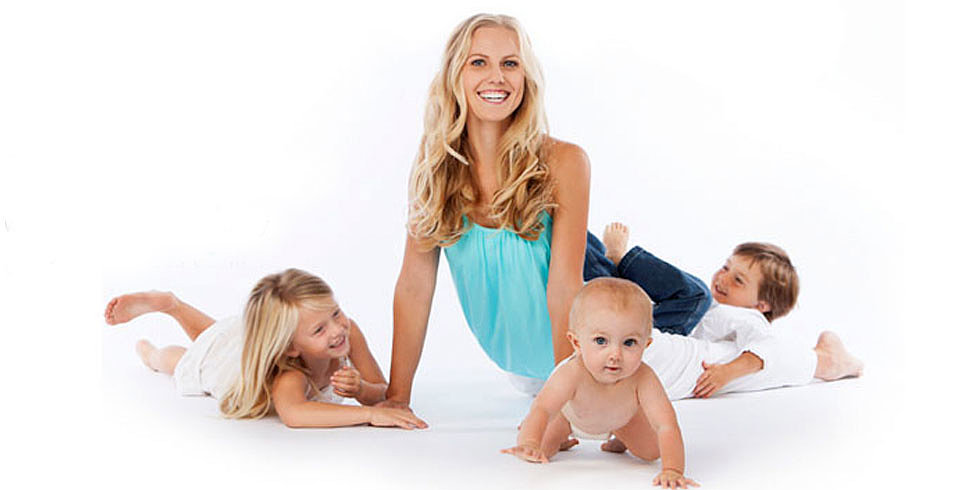 4 At-Home Exercises For Expectant Moms