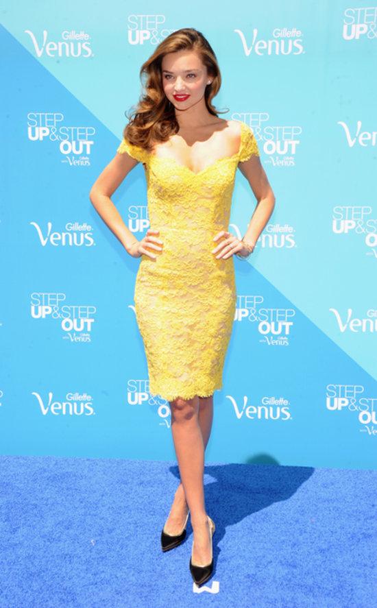 Miranda Kerr Diet and Fitness and Victoria's Secret Models