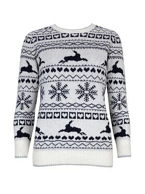 Maysi fairisle jumper