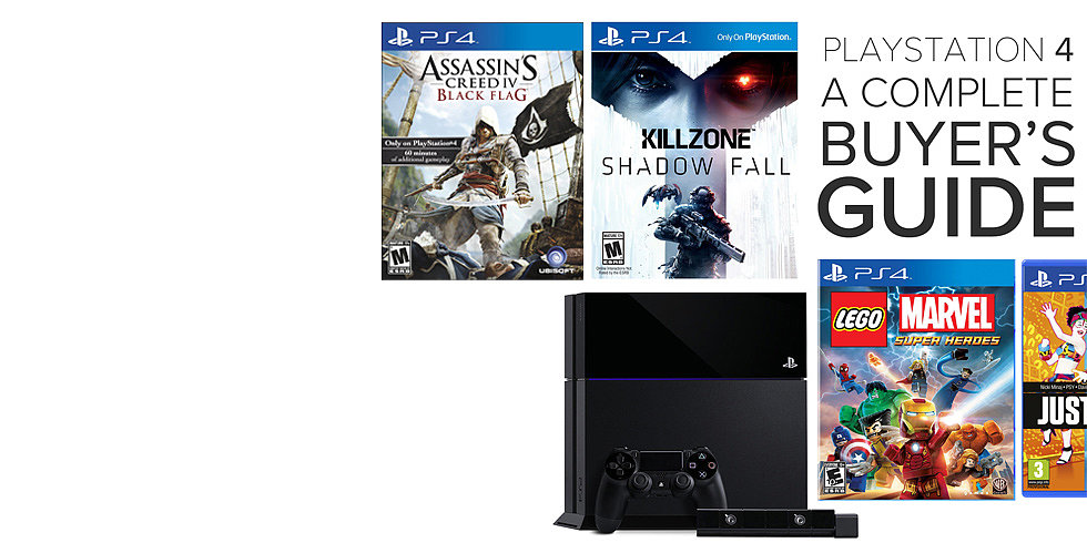 The PlayStation 4 Is Back in Stock!