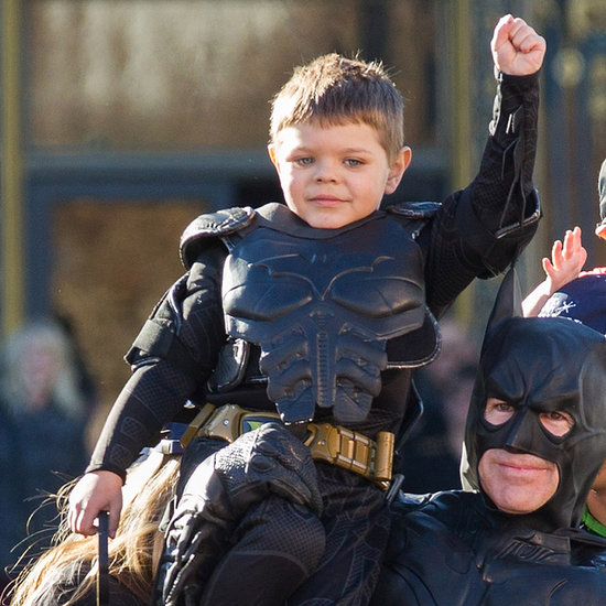 Celebrity Reactions to Batkid