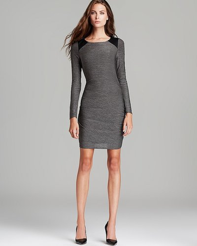 GUESS Dress - Marled Jersey
