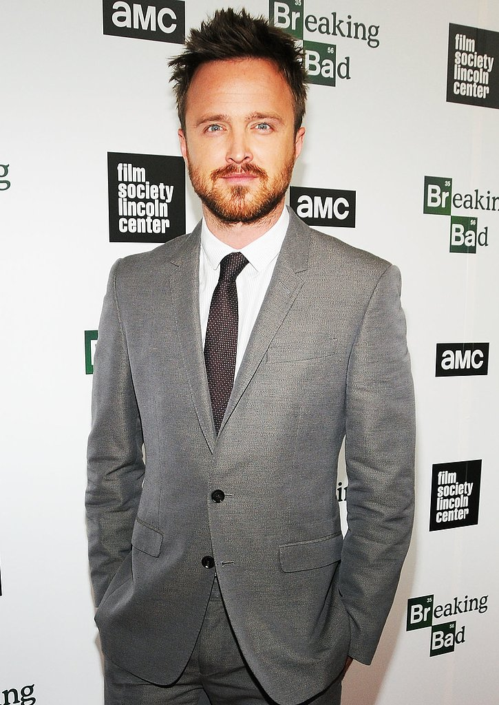 Aaron Paul has been cast in Fathers and Daughters, a drama in which Russell Crowe stars as the father of Amanda Seyfried's character. Paul will play Seyfried's love interest (just like in Big Love!).