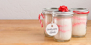 Get in Mint Condition With This DIY Christmas Candy Cane Scrub