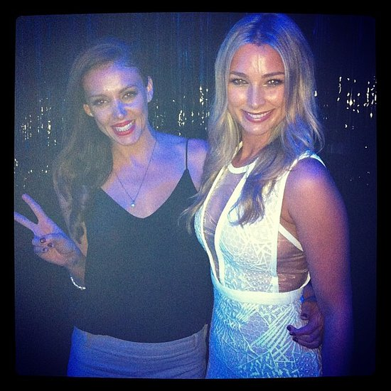POPSUGAR Australia Instagram: Anna & Rochelle The Bachelor