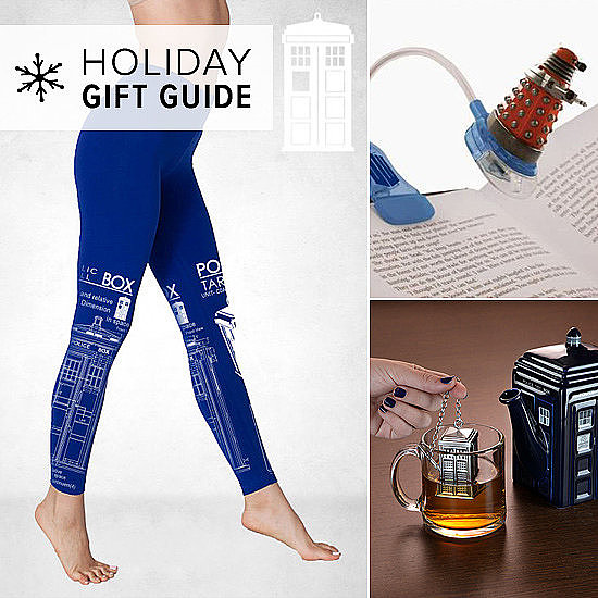 "The official trailer, stills, and a prequel for the new Doctor Who 50th anniversary special have been revealed, and in case those teasers weren't enough to get you excited for ""The Day of the Doctor,"" POPSUGAR Tech has scoured the far reaches of the universe for themed gifts worthy of the Whovian in your life."