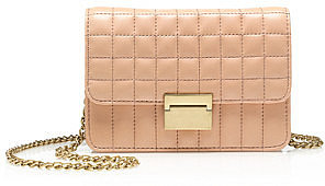 Quilted mini-purse