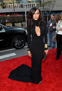 Leave-Naya-Rivera-one-up-her-own-sexy-2013-VMAs-look
