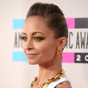 Nicole Richie Hair and Makeup at American Music Awards 2013