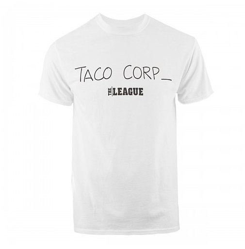 The League Taco Corp T-Shirt ($27)