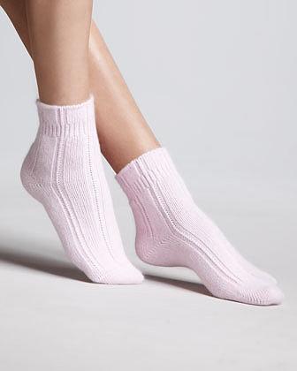 Falke Cozy Bedsocks, Pink