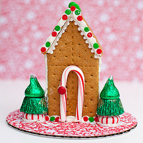 Alternate Gingerbread House Ideas