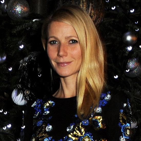 Gwyneth Paltrow at Kids Company Dinner in London