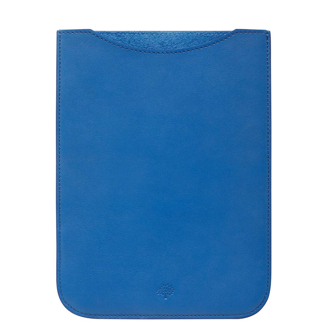 We love the idea of slipping our tablets into this Mulberry case ($250) in a vibrant shade of blue.
