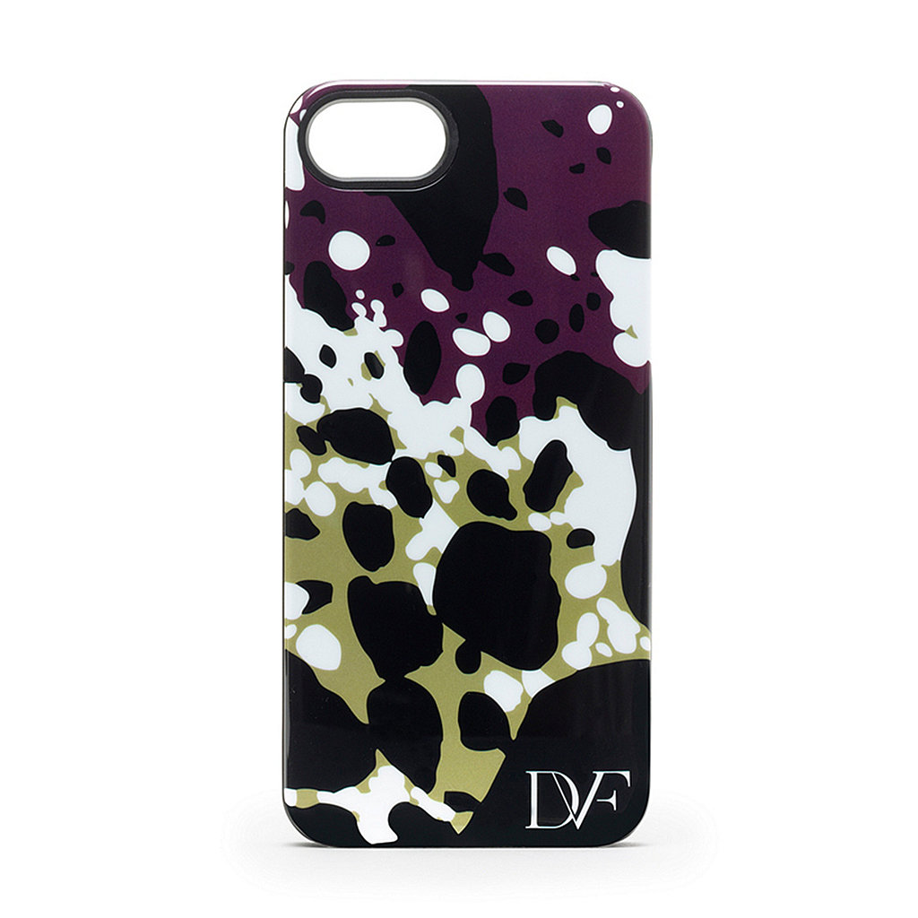 The painterly pattern on this iPhone case by Diane von Furstenberg ($40) will instantly add a splash of color to any outfit.