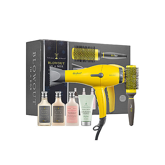 Have someone nice on your list? Or have you been extra good this year? Don't miss out on red-carpet-worthy blowouts with Drybar's Blowout in a Box ($220). Complete with the brand's signature blow dryer named Buttercup, a round brush, shampoo and conditioner, a heat protector, and shine serum, you'll actually enjoy doing your hair in the morning.  — Kirbie Johnson, beauty reporter