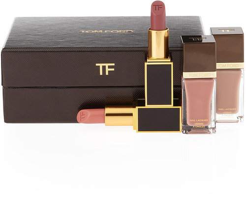 A favorite brand to some of my favorite stars, Tom Ford's four-piece lip and nail gift box ($162) is the perfect way to spoil the special lady in your life.  — Kim Timlick, director of POPSUGAR international