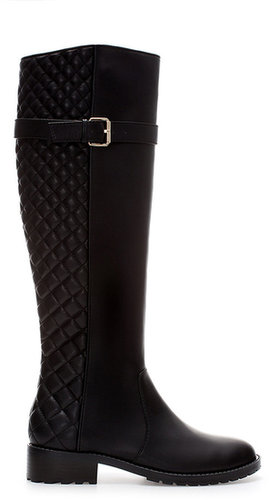 Quilted Boot