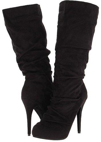 Michael Antonio - Odon Suede (Black Suede) - Footwear