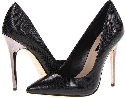 BCBGMAXAZRIA - Onnie (Black Karung) - Footwear