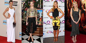 Top 10 Best Dressed Celebrities of the Week