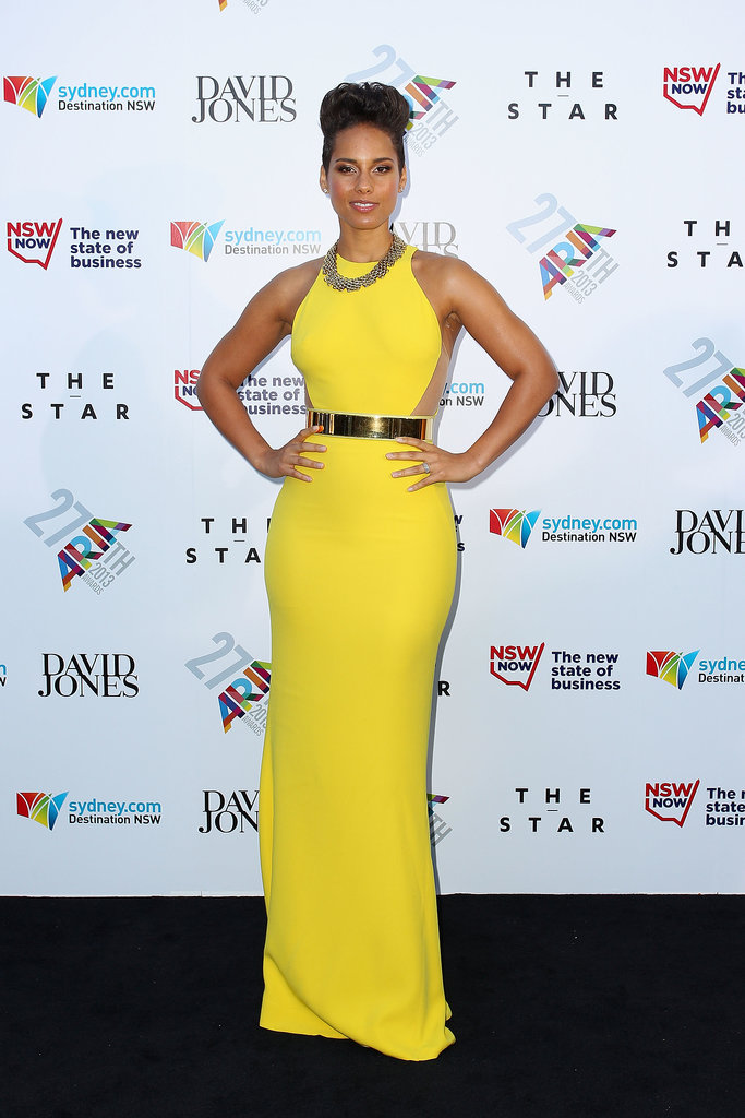 2013: Alicia Keys