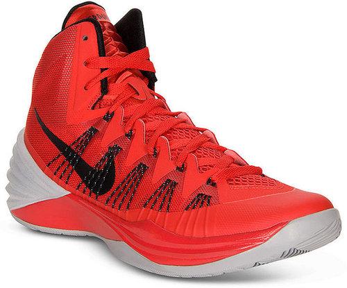 Nike Men's Hyperdunk Low Basketball Sneakers from Finish Line