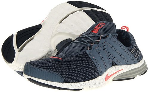 Nike - Lunar Presto (Armory Slate/Mine Grey/Sail/Atomic Red) - Footwear