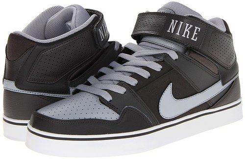 Nike SB - Mogan Mid 2 SE (Midnight Fog/White/Wolf Grey) - Footwear