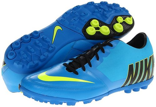 Nike - Nike Bomba Pro II (Blue Hero/Black/Current Blue/Volt) - Footwear