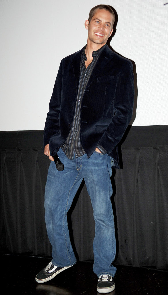 Paul promoted Running Scared at San Francisco's WonderCon in February 2006.