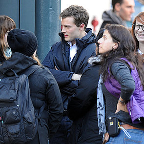 Fifty Shades of Grey Movie Set Pictures
