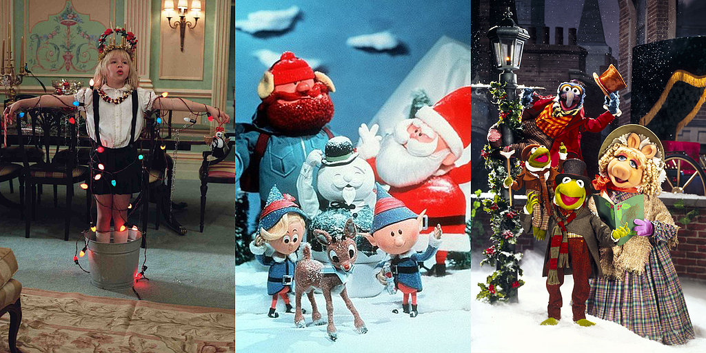 Family-Friendly Holiday Movies — and When They're Airing!