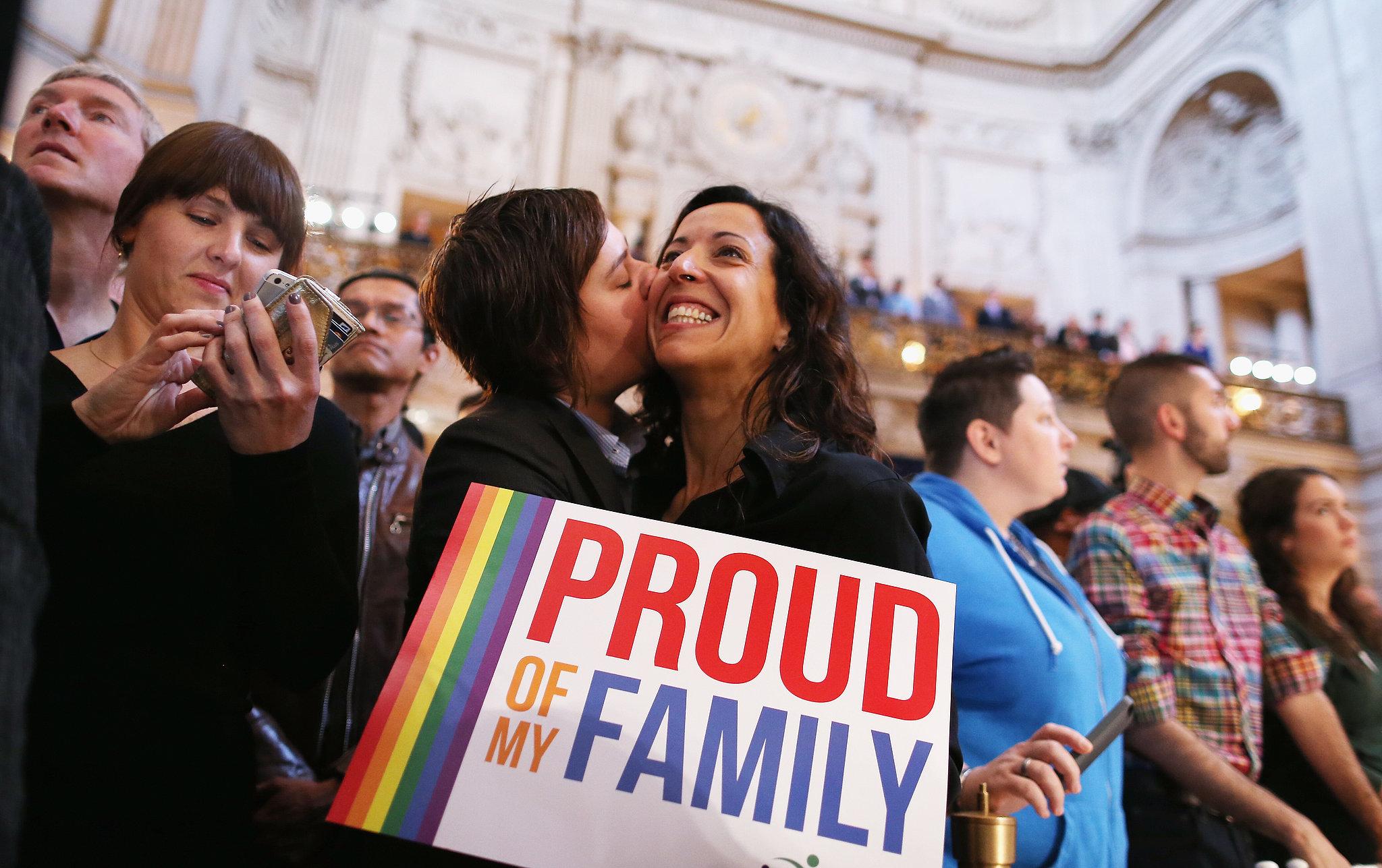 Gay Marriage Makes Major Strides