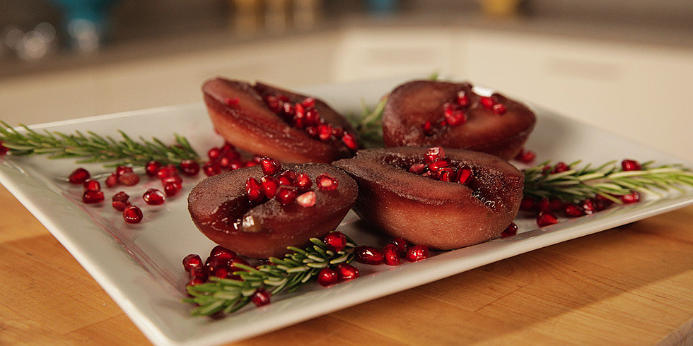... poached pears recipe yummly sauce paleo comfort foods poached pears