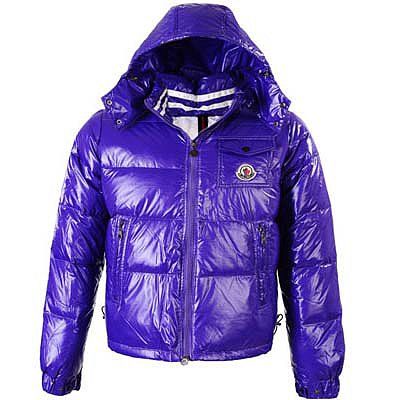 Moncler Mens Jackets Roal Blue 8885