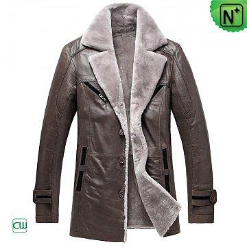Mens Shearling Winter Coats CW878249