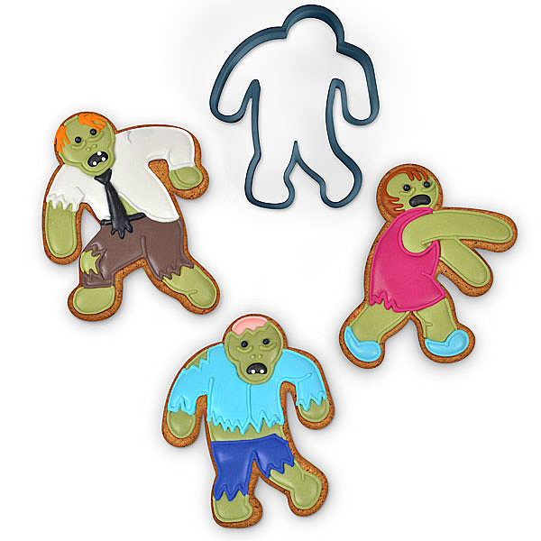 Zombie Cookie Cutters