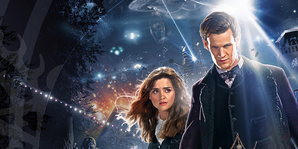 Cybermen, Daleks, Weeping Angels: It's a Doctor Who Christmas!