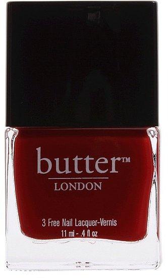 Butter London - Classic Nail Polish (Pillar Box Red) - Beauty