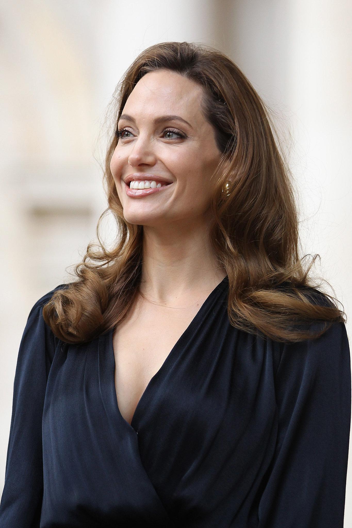 Angelina Inspires With Honest Op-Ed