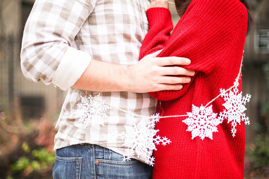 Wrap Yourselves in Snowflake Garland