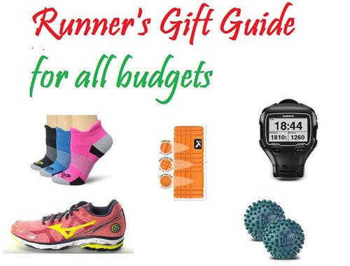 Runner's Gift Guide for All Budgets